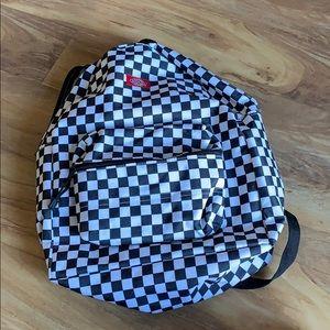 Dickies checkerboard backpack